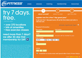 24 Hour Fitness - Try FREE for 7 Days - NO CC