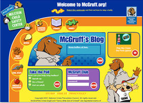 McGruff the Crime DogTrading Cards