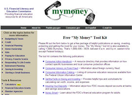 Free My Money Tool Kit
