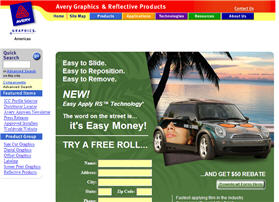 Free Roll of Avery WRAP for Your Car