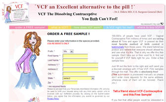 Free Sample of VCF