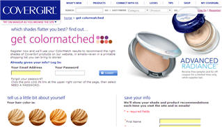 Free Covergirl Colormatch Sample
