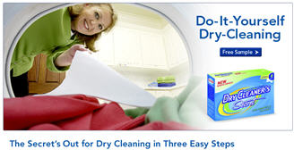 Dry Cleaner's Secret from Walmart Available Again