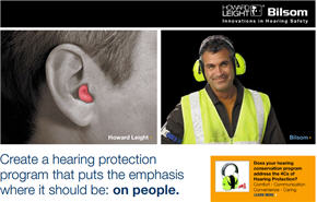 Free Hearing Protection Kit