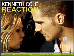 Free Kenneth Cole Reaction for Men Fragrance Sample