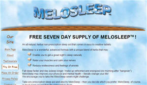 Free Seven Day Supply Of Melosleep
