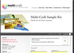 Free Multi-Craft Sample Kit