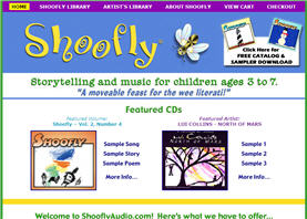 Free Shooflyaudio Sampler Download and Catalog