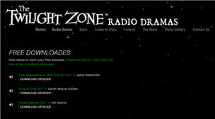 Three Free Twilight Zone Radio Shows Download in MP3
