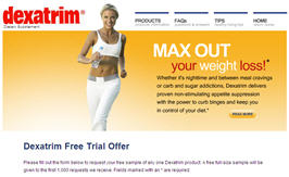 Free Full Size Sample of Dexatrim First 1,000