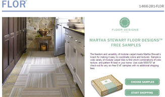 Free Martha Stewart Floor Designs Sample