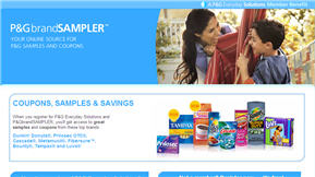 Free PG brand Sampler, Coupons, Savings, and Samples