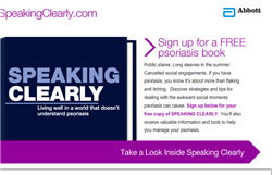 Free Speaking Clearly Psoriasis Book