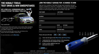 Free Kobalt 6-in-1 Screwdriver at Lowes Coupon