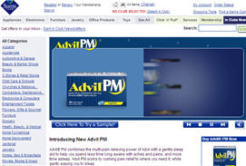 Free Sample Of Advil PM From Sam's Club