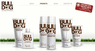 Free Bulldog Moisturiser Sample for Men