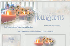 Free Scented Candles Sample