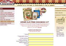 Free Morris Press Cookbooks