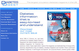 Free Diabetes Digest Magazine