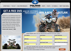 Free Polaris Outlaw ATV DVD