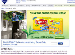 Free Sample Of Lipton Tea From Sams Club