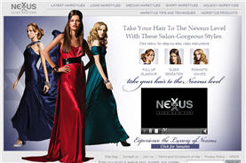 Free Sample of Nexxus Shampoo and Conditioner