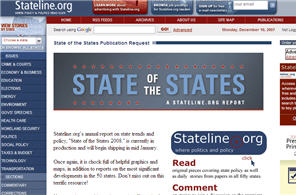 Free State of the States 2008 Trends Book