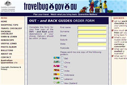 Free Out and Back Travel Guides