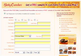 Free Chocolate Turtle Chex Mix Sample