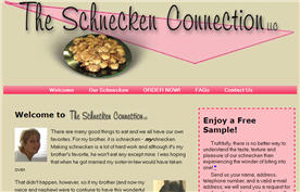 Free Hand-Made Crescents Sample from Schnecken Connection