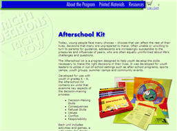 Free Right Now Afterschool Kit For Educators