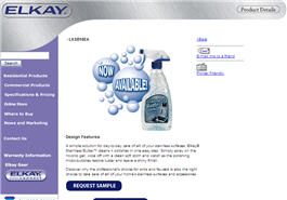 Free Sample of Elkay Stainless Butler Cleaner