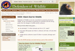 Watch Out for Wildlife (WOW) Care Kit First 1000