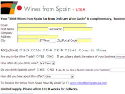 2008 Wines from Spain Wine Guide