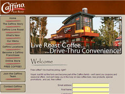 Free Coupon for Caffino Coffee