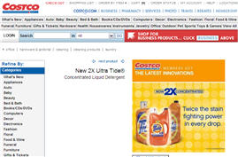 Free Tide 2x Detergent Sample