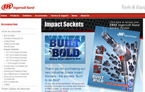 Free Built to be Bold Socket Poster