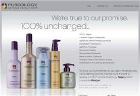 Free PureOlogy Hair Masque - First 1,000