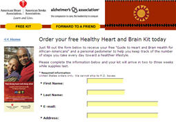 Free Healthy Heart and Brain Kit