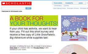 Free Copy of Little Snowflake's Big Adventure Book