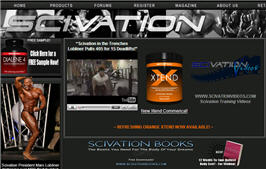 Free Scivation Performance Sample