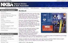 Free NKBA's Kitchen & Bath Workbook