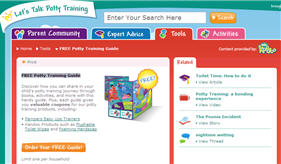 Free Potty Training Guide