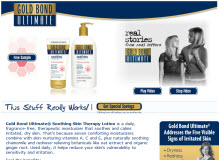 Free Sample Of Gold Bond Skin Therapy Lotion