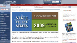 Free State of the States 2009 Book