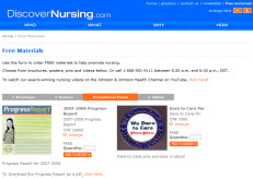 Free Materials to Help Promote Nursing
