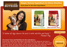 Free Rachael Ray Nutrish™ Sample