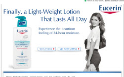 Free Sample of Eucerin Plus Smoothing Essentials