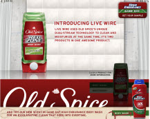 Free Sample of Old Spice Bodywash