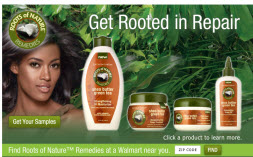 Free Sample of Roots of Nature Strengthening Oil Treatment